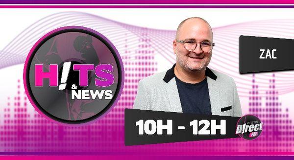 H!ts & News avec ZAC