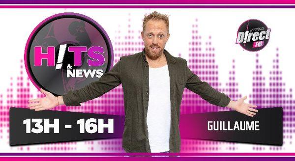 H!TS & News avec Guillaume Arous