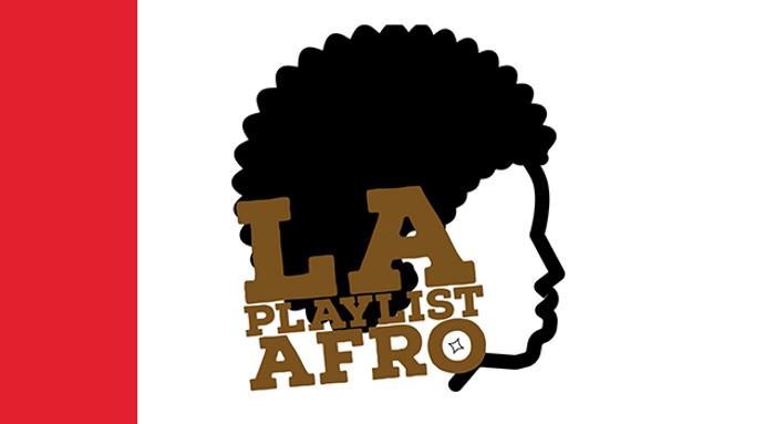 La playlist afro